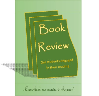 Book Review - Fiction and nonfiction reading Common Core based book report