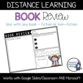 Book Review   Distance Learning   Google Classroom