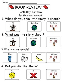 Book Review - Earth Day, Birthday!