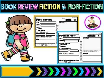 Book Review (Fiction  and Non-Fiction)