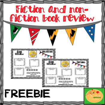 Book Review: Fiction and Non-Fiction