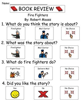Book Review - Firefighers