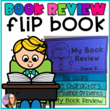 Book Review Flip Book (K-2)