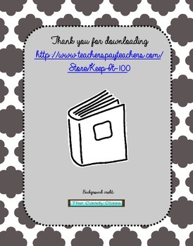 Book Review Freebie!