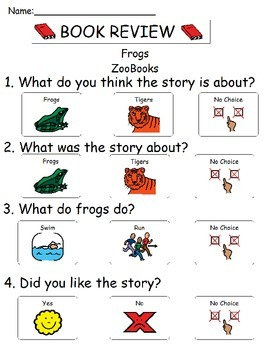 Book Review - Frogs