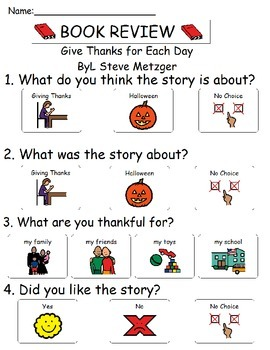 Book Review - Give Thanks for Each Day