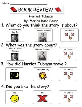 Book Review - Harriet Tubman