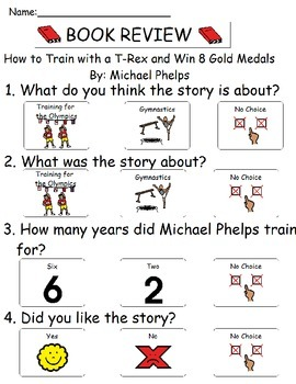 Book Review - How to Train with a T-Rex and Win 8 Gold Medals