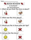 Book Review - I Like Myself