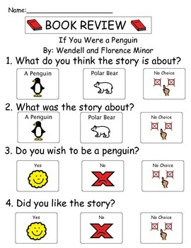 Book Review - If You Were a Penguin