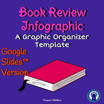 Book Review Infographic Template Google Slides™ Version