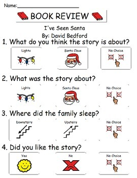 Book Review - I've Seen Santa