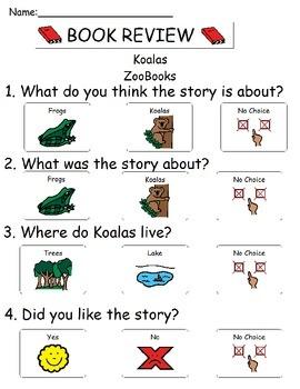 Book Review - Koala's