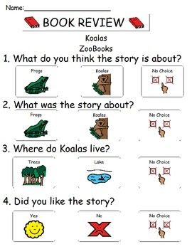 Book Review - Koala's