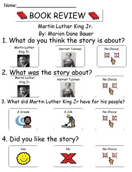 Book Review - Martin Luther King Jr.