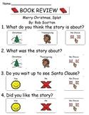 Book Review - Merry Christmas, Splat