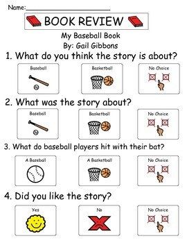 Book Review - My Baseball Book