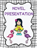 Book Report,  Novel Presentation