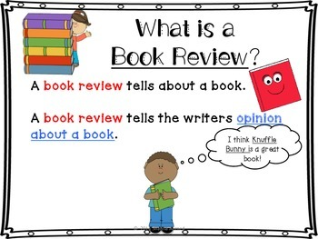 Book Review: Opinion Writing