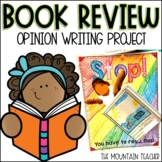 Book Review Template and Activities with Differentiated Gr