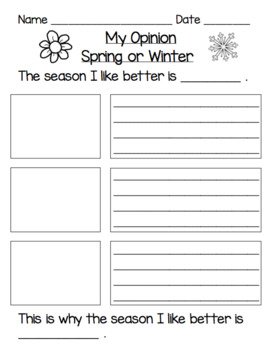 Book Review & Opinion Writing Unit Pack