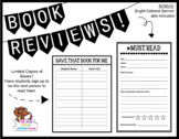 Book Review Pack