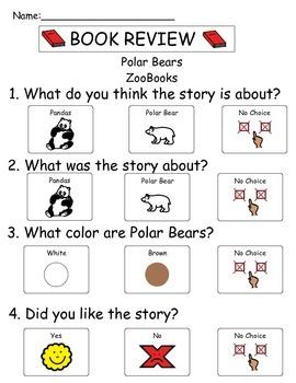 Book Review - Polar Bears
