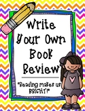 "Book Review Project (Book Report): ""Reading Makes Us Bright!"""