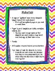 """Book Review Project (Book Report): """"Reading Makes Us Bright!"""""""