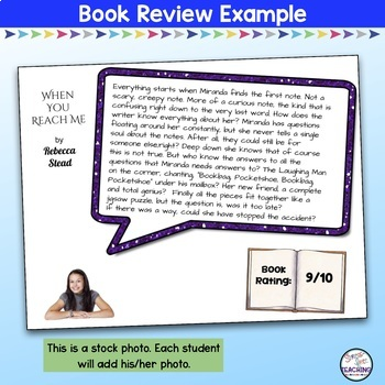 Book Review Project for Google Apps