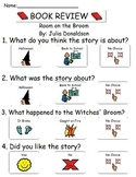 Book Review - Room on the Broom