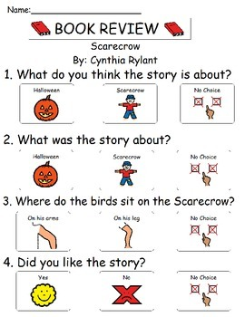 Book Review - Scarecrow