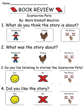Book Review - Scarecrow Pete By: Mark Kimball Moulton