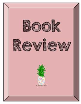 Book Review & Scoring Rubric