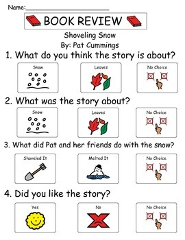 Book Review - Shoveling Snow