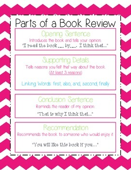 Book Review Summary FREEBIE!