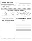 Book Review Template