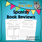 Book Review Templates in Spanish