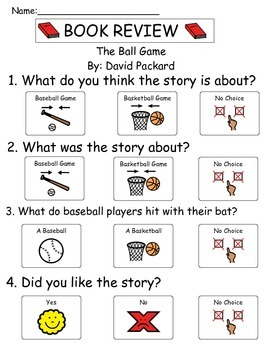 Book Review - The Ball Game