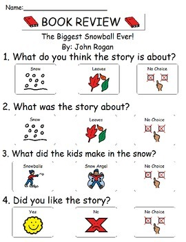 Book Review - The Biggest Snowball Ever