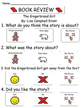 Book Review - The Gingerbread Girl