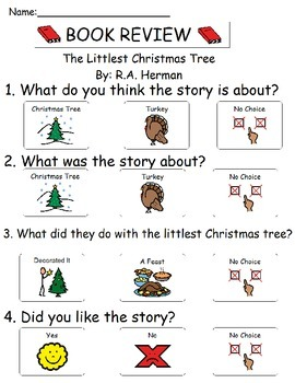 Book Review - The Littlest Christmas Tree