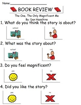 Book Review - The One, The Only Magnificent Me By: Dan Haseltine