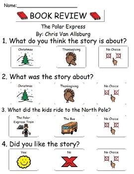 Book Review - The Polar Express