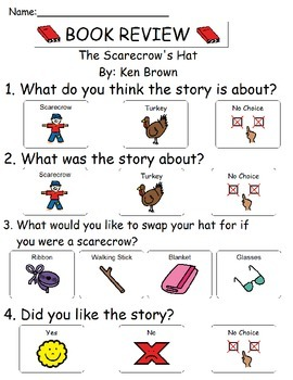 Book Review - The Scarecrow's Hat By: Ken Brown