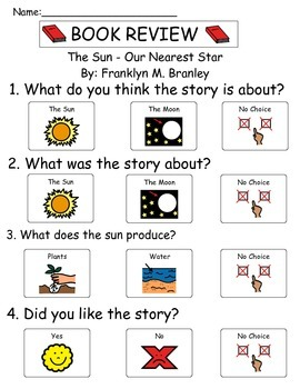 Book Review - The Sun- Our Nearest Star