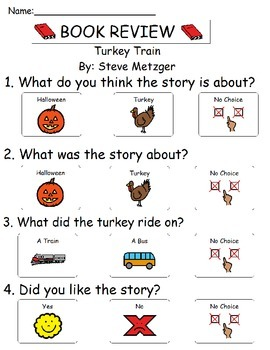 Book Review - Turkey Train