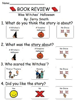 Book Review - Wee Witches' Halloween