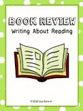 Book Review - Written Reader's Response