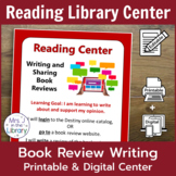 Book Review and App Review Library Centers